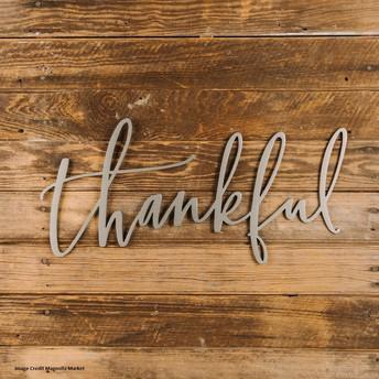 In The Spirit of Thankful Thursdays!