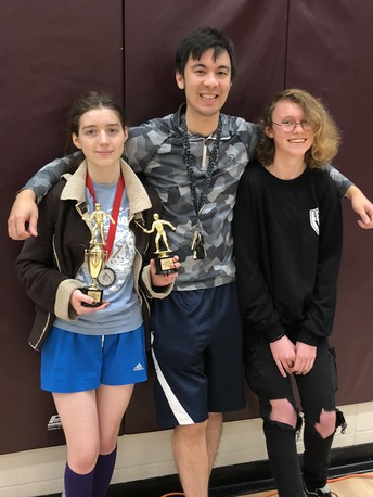 Fencing Team Finishes Phenomenal First Season