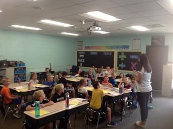 Mrs. Guido's Third grade class