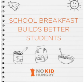 Let's Celebrate Breakfast! *NEW* National School Breakfast Week Resources for Indiana and Grant Opportunities