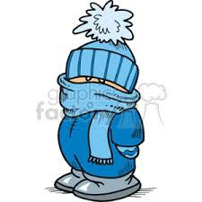 Brrrr.......It's getting cold outside!