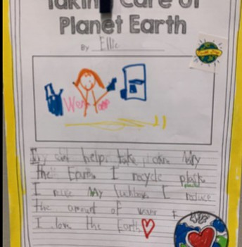 1H, taking care of the planet