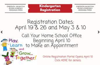 Kdg. Registration Dates
