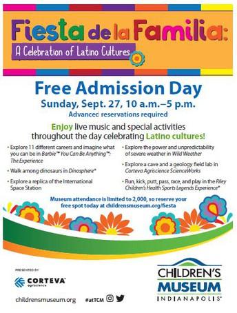 Fiesta de la Familia: A Celebration of Latino Cultures