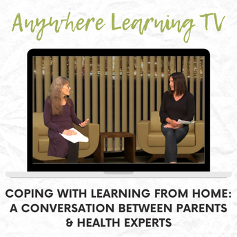 Coping with Learning from Home: A Conversation Between Parents and Health Experts