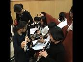 Winter Concert Prep