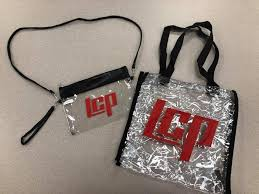 LCISD Clear Bag Policy for Athletic Events