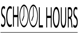 BRMES School Hours:
