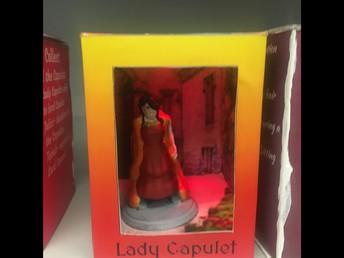 Romeo & Juliet Action Figures