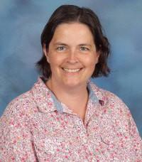 Kim Miller, instructional assistant