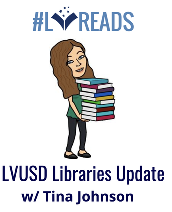 New February Releases Coming to LVUSD Libraries