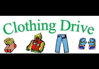 WESTSIDE COMMUNITY COUNCIL CLOTHING DRIVE