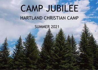 camp jubilee - summer 2021