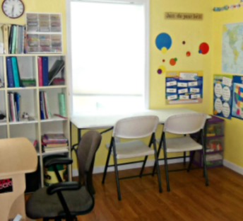 Create or Reorganize Your Dedicated Learning Space