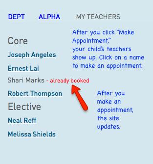 Choose a Teacher