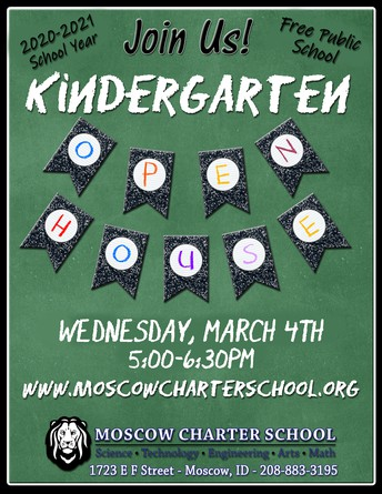 Kindergarten Open House