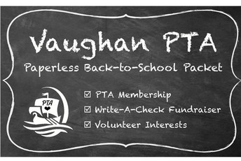 PTA Back to School Packet