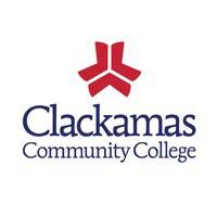 Clackamas County College logo