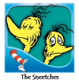 """Sneetches"" reading and review"