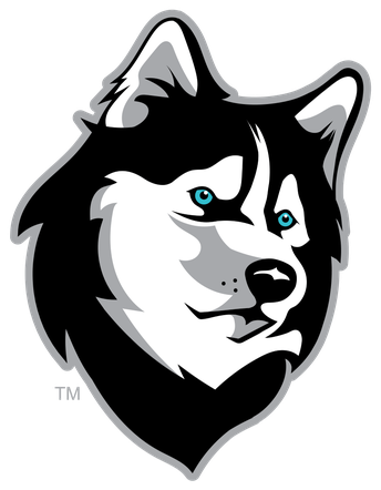 Husky Head Mascot icon