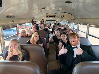 CHOIR is going to STATE