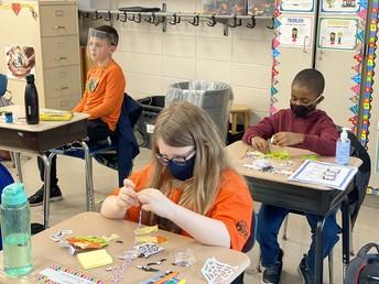 Classroom Activities - Happy Halloween from Butler!
