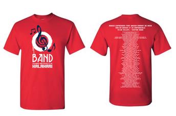 Band Festival Tshirts
