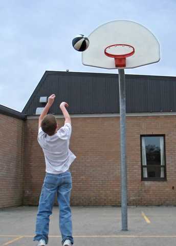 Physical Science - Kick, Dunk, and Ride: How Does it Move? - Grades  K-5
