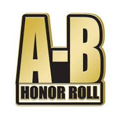 1st 6 Weeks A/B Honor Roll