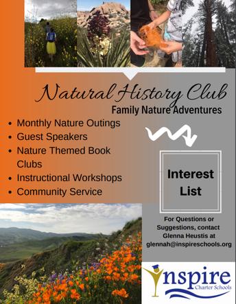 Natural History Club!