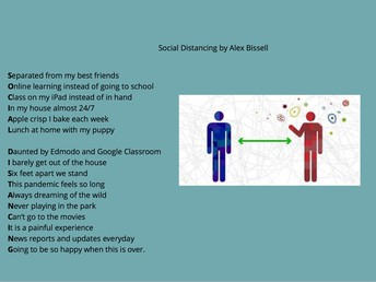 Social Distancing by Alex B.