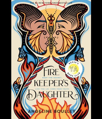 Firekeeper's Daughter by Angeline Boulley's