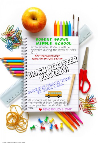 Brain Booster Packets