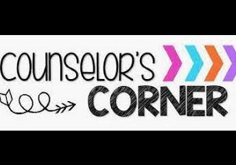 Counselor's  Corner with Ms. Feroli