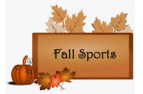 Fall Sports  Wrap Up
