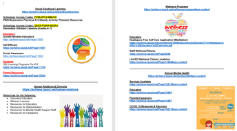 Quick Links for Teacher Resources