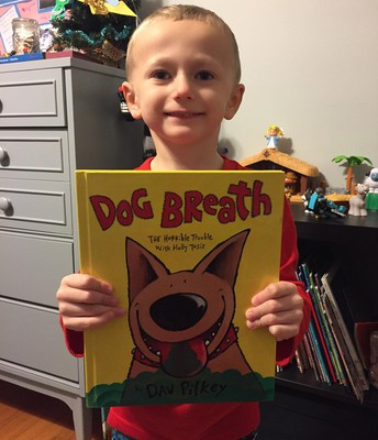 Dog Breath by Dav Pilkey