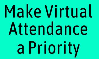 Student attendance is taken in each class.