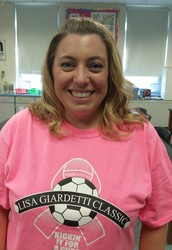 Teacher Profile:  Mrs. Campellone by Kyle A.
