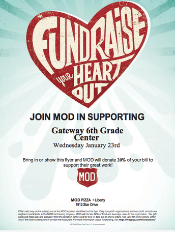 Gateway Night at MOD Pizza