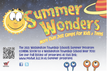 Washington Township Summer Programs