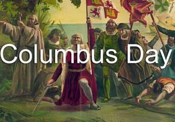 Why do we celebrate Christopher Columbus?