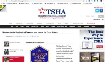 Handbook of Texas