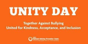 Unity Day: October 23rd