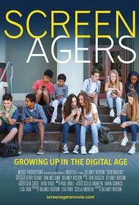 Screenagers Showing at Beckman on May 14th