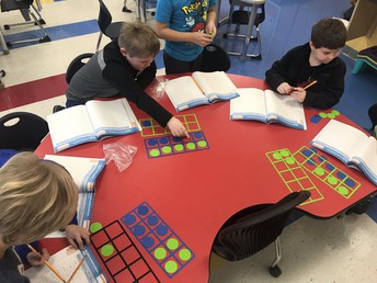 Using 10-frames for the Making 10 Addition Strategy