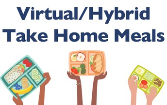 Free Take Home Meals for E-Learning Days