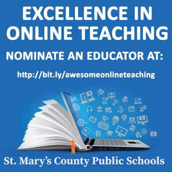Nomination Form for Excellence in Online Teaching