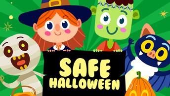 Safe Halloween event: tonight