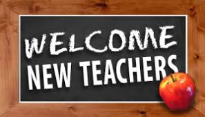Welcome New Faculty Members!